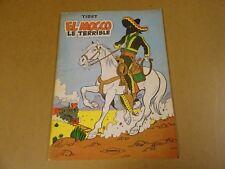 BD EDITION CHLOROPHYLLE 1977 / CHICK BILL - EL MOCCO LE TERRIBLE