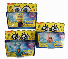 "Sponge Bob Squarepants, Patrick, or Squidward Inflatable Sponge Head, 21"" NEW"