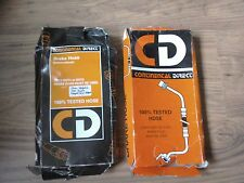 CONTINENTAL DIRECT FRONT PAIR OF BRAKE HOSES LINE PIPES OE QUALITY CDH4931