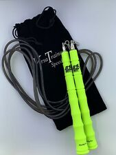 Buddy Lee | Limited Edition | VersaTrainer Jump Rope | Light Green | Authentic!