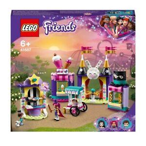 LEGO Friends Magical Funfair Stalls Fairground Set 41687 BNIB