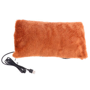 1pc USB Rechargeable Hand Warmer Electric Heating Hand Warmer Winter Hand Muffs