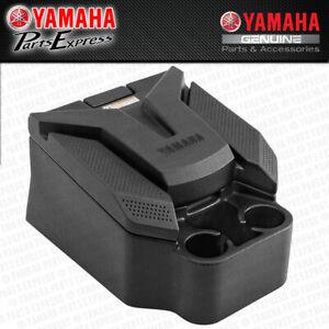 2014 - 2021 YAMAHA VIKING VI YXE YXC 700 OEM FRONT CENTER SEAT STORAGE CONSOLE