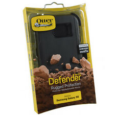 Genuine OtterBox Defender Protection Case Cover Belt Clip For Samsung Galaxy S6