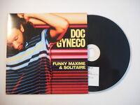 DOC GYNECO : SOLITAIRE [ CD SINGLE PORT GRATUIT ]