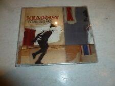 HEADWAY - Vital Signs - 2003 UK 4-track CD single