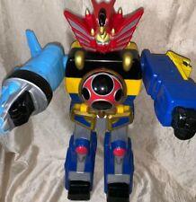 """2002 Mighty Morphin Power Rangers Ninja Storm 24"""" MEGAZORD  from BANDAI"""