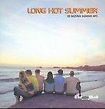 PROMO CD LONG HOT SUMMER - Various artists   20 sizzling summer hits
