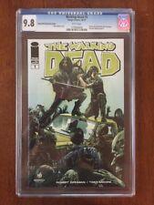 The Walking Dead #1 Variant Q - CGC Graded 9.8