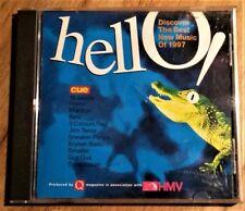 HELLO! BEST OF 1997 CD - Q MAGAZINE / HMV *INDIE *ROCK *POP *STEREOPHONICS *EELS