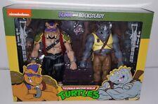 Bebop and Rocksteady NECA TMNT Cartoon 2 Pack Teenage Mutant Ninja Turtles