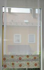 Scheibengardine Digital Druck Voile Gardine SchlaufenHxB 40x120 cm Schmetterling