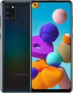 "Samsung Galaxy A21S - 64GB (GSM UNLOCKED) 6.5"" Duos T-Mobile MetroPcs"