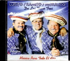 "LUSITO,RAMITOY MORALITO - ""MUSICA PARA TODO EL AÑO - CD"