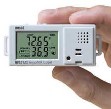 Onset HOBO MX1101 Temperature & Relative Humidity (RH) Bluetooth Data Logger