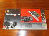 Pinnacle Studio MovieBoard Plus PCI Hardware NEW