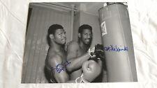 Leon & Michael Spinks 11x14 Autographed Signed Photo COA