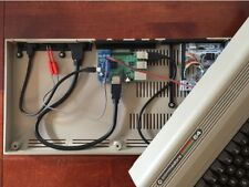 Commodore C64 Raspberry Pi Non Destructive Case Mod  NEW VERSION- Stampa 3D