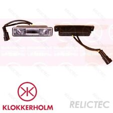 Licence Number Plate Light Lamp for Fiat Peugeot Citroen:DUCATO,BOXER,JUMPER