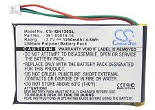 361-00019-16 GPS Battery for Garmin Nuvi 1300, 1350, 1350T, 1370, 1390 NEW