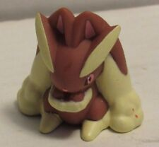 2007 Pokemon Finger Puppet Lopunny Figure Catch Them All Nintendo Bandai