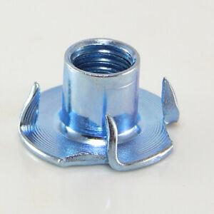 Einschlagmuttern Gewinde metrisch DIN 6930 Einschlaggewinde Einschlagmutter a