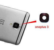 NEU OnePlus 3T 1+3T A3010 Back Haupt Kamera Glas Linse Cover Klebestreifen