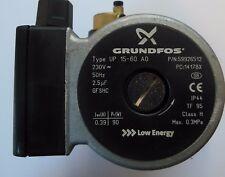 Potterton Promax Pompa di circolazione 59926512 GRUNDFOS Tipo Up 15-60