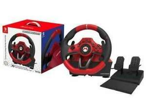Hori Steering Wheel Mario Kart pro Deluxe Nintendo Switch/PC To other Games