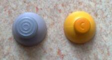 2 Analog Stick Cap Replacement for Gamecube controller - Joystick Thumbstick