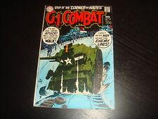G.I. COMBAT #229  Dollar Giant  Haunted Tank  DC Comics 1981 FN+
