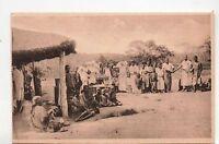 Carte postale MADAGASCAR. Les Soeurs soignent les malades. Filles de la Charité