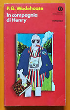 P.G. Wodehouse: In compagnia di Henry - Ed. Mondadori 1977