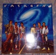 JACKSONS - VICTORY LP VINILO (1984 EPIC) EX/VG+  INNERSLEEVE EX