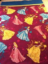 Handmade 3 Princess Pillowcase 100% Cotton Fabric Hidden Seams NEW