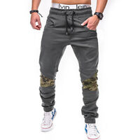 Mens Camouflage Pants Casual Sweatpants Casual Workout Joggers Sport Trousers