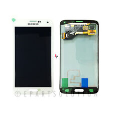 White Samsung Galaxy S5 G900A/T/V LCD Touch Screen Digitizer Glass Assembly