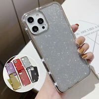 Bling Diamond Case For iPhone 12 Pro Max 11 XS XR 8 7 SE2 6s Slim Silicone Cover