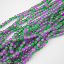 Charm 100pcs 4mm Ball Glass crystal Beads for Fit Bracelets Necklaces mix AAC43