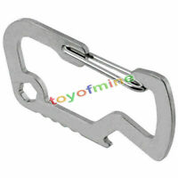 Leatherman Carabiner Cap Lifter Hex Driver Bottle Opener Keychain Multi Tool
