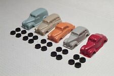 5 Old Era Automobile Car KITS N Scale Vehicles