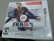 FIFA 14 Nintendo 3DS Legacy Edition SOCCER Complete W/ Manual RARE Scarce