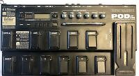 Line 6 POD XT Live Guitar Effects Pedal with New power cable Used, Works Great!