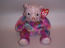 Ty Beanie Babies  -  October  Birthday Bear   -  First Series    #4380