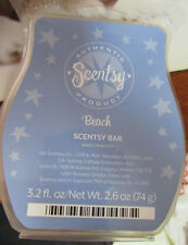 RARE Scentsy Beach Fragrance Bar Wax. NIP No Longer available in Stores