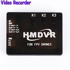 HMD VR Mini Digital Video Recorder 30fps for FPV Drones Quadcopter