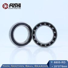 6805-RD Bearing 4Pcs 6805 RD Dedicated Bike Bottom Bracket Bearings (HT2 / BB51)