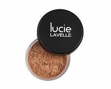 Lucie Lavelle Natural Loose Mineral Bronzing Powder in Golden