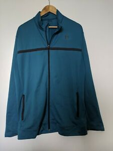 Men's XL blue Wilson tennis / Golf Warm Up Jacket
