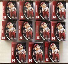 Lot of 11 2015 Panini Nebraska Cornhuskers 50-Card Complete Sets w/ Suh, Craig +